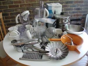 Thermomix saves space