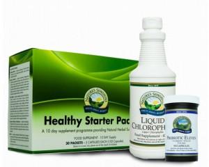 HSP Healthy Starter Programmes 2015