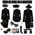 Funeral clothes women