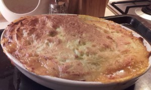 Thermomix Shepherd Pie Britain on a Plate