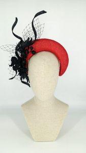Bespoke Hat by Harriet